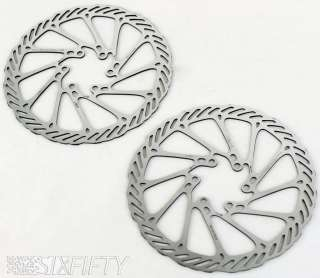 NEW 2011 AVID ELIXIR CR DISC BRAKE SET FRONT AND REAR 160 BLACK/GREY