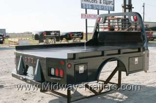 New CM SK Model Utility Truck Flatbed Dodge/Ford/Chevy