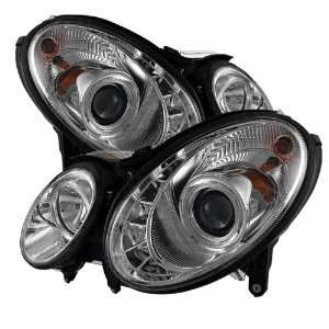 Spyder Auto PRO YD MBW21107 DRL C Chrome LED Projection