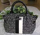 KATE SPADE CLASSIC NOEL STEVIE BAG PURSE HANDBAG NWT