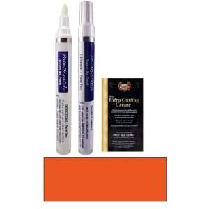 1/2 Oz. Hemi Orange Irid Paint Pen Kit for 1970 Dodge All
