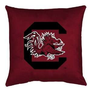 Carolina Gamecocks NCAA College Bedding Toss Pillow