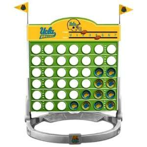 NCAA UCLA Bruins Connect 4 Toys & Games
