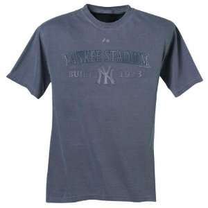 New York Yankees Yankee Stadium Garment Dye Stadium T