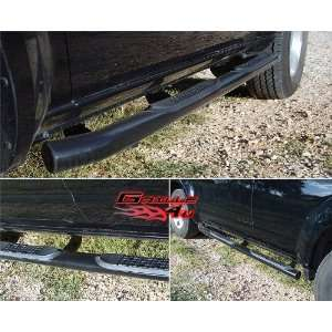 05 12 2011 2012 Nissan Pathfinder Black Nerf Step Side