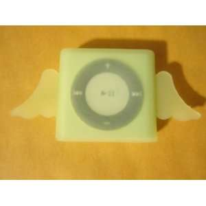 Green Ipod Shuffle Angel & Devil 4g 4th Generation Skins