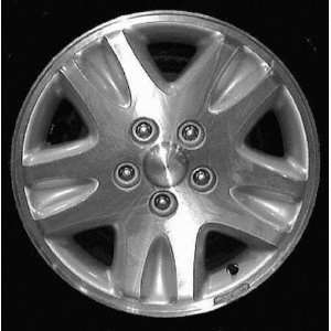 ALLOY WHEEL (PASSENGER SIDE)  (DRIVER RIM 16 INCH VAN, Diameter 16