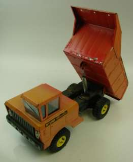 Nylint Hydraulic Dump Truck Pressed Steel Toy Car Dumptruck