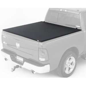 Lund 95865 Black Pearl Tri Fold Tonneau Cover for Select