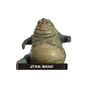 Star Wars Miniatures Jabba, Crime Lord # 46   Alliance and Empire