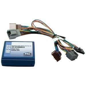 STS   PAC Navigation Unlock Interface for 2008 2010 Cadillac STS