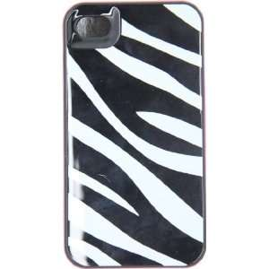 (Zebra)kate Spade 3 Layers Case for Iphone 4 / 4gs Any