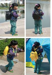 16 Style Baby Toddler Kid Child Cartoon Animal Backpack Schoolbag