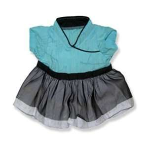 and Grey Dress Outfit Teddy Bear Clothes Fit 14   18 Build a bear