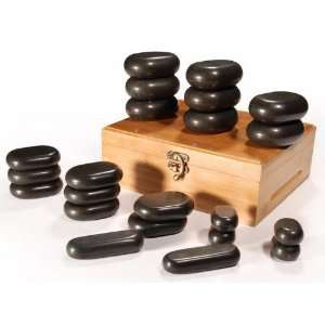 28 Piece Hot Stone Set Beauty