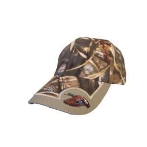 Realtree Mallard Advantage Max 4 HD Camo Hat  Sports