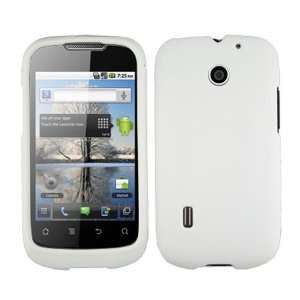 iFase Brand Huawei Fusion U8652 Cell Phone Rubber White