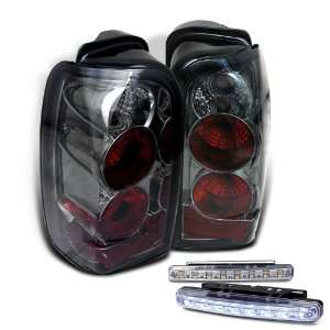 Eautolight 96 02 Toyota 4runner Tail Lights Lamp+led Bumper Fog Brand