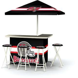 Tampa Bay Buccaneers Tailgating NFL Tampa Bay Buccaneers Portable Bar