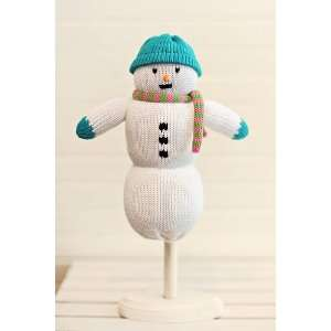 aqua personalized snowman doll Toys & Games