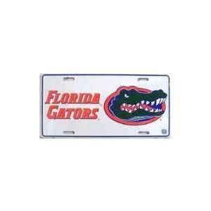(6x12) Florida Gators NCAA Tin License Plate