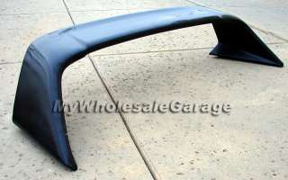 06 07 08 09 Honda Civic JDM Trunk Spoiler High Wing FRP