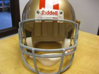 Joe Montana SIGNED FULL SIZE REPLICA HELMET 49ers