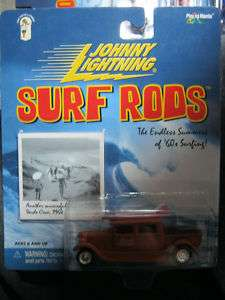SURF RODS FORD CREW CAB TRUCK PROJECT PRIMER JL 1/64 T4