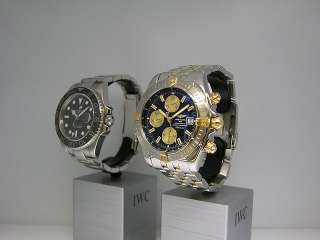 Breitling Windrider Chronomat Evolution A1335611/B720 SS & 18K Gold $
