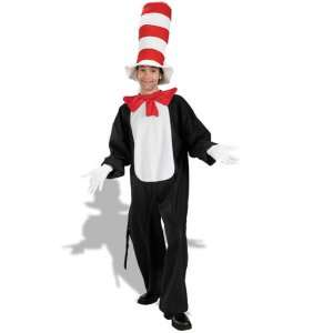 Cat In The Hat Adult Costume, 12835