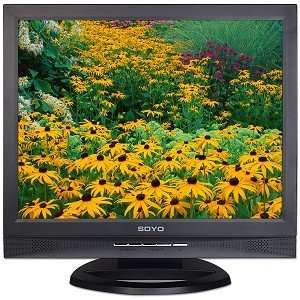 20 Inch Soyo TFT DVI/VGA LCD Flat Panel Monitor with Speakers