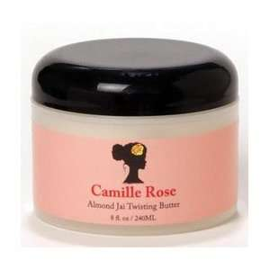 Camille Rose Naturals Almond Jai Twisting Butter, 8.0 fl. oz. Beauty