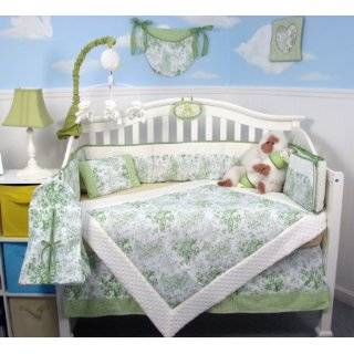 Giant Panda Bear Baby Crib Nursery Bedding Set 13 pcs included Diaper