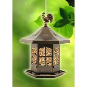 Perky Pet WB Cupola Bird Feeder 2 Lb. Seed Capacity Constructed From