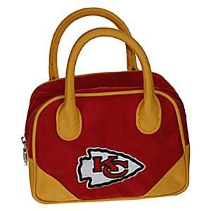 NFL Kansas City Chiefs Mini Bowler Purse  Sports