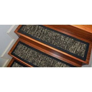 Carpet Stair Treads and Rugs 9 x 29   Manhattan Wool Sisal Natural
