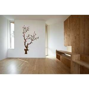 Cherry Blossom Tree Vinyl Wall Decal Sticker Graphic By