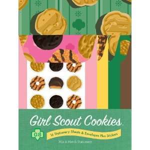 Girl Scout Cookies Mix & Match Stationery [Hardcover
