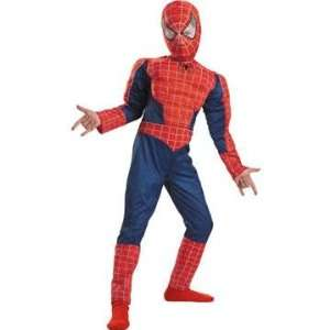 Spider Man 3 Child Costume With Accessories (Small) Toys & Games