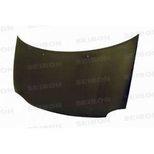 SEIBON 94 99 Dodge Neon Carbon Fiber Hood OEM 95/96/97 Automotive