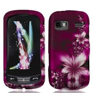 LG Rumor Reflex LN272 LN 272 Rose Red Floral Flowers Design Snap On