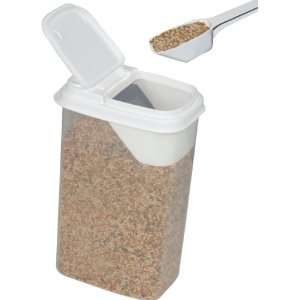 Buddeez 1 1/2 Quart Bird Food Dispenser with Scoop