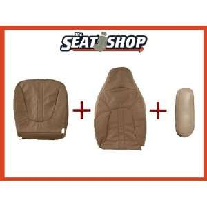 00 01 02 Ford Expedition Med Parchment Leather Cover