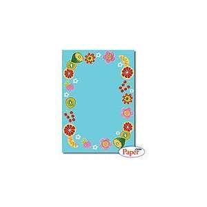 Masterpiece Tooty Fruity Flat Card & White Envelopes   5 1