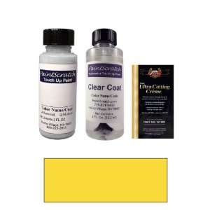 . Yellow Paint Bottle Kit for 1991 Chevrolet Geo Tracker (WA9881/35U