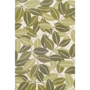 Duracord Sawgrass Mills Para Green Indoor/Outdoor Rug   HRPRP   5 x 8
