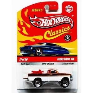 Texas Drive Em 2009 Hot Wheels Holiday Rods  Toys & Games