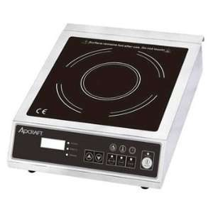 Adcraft Countertop Induction Range 1800W (IND E120V