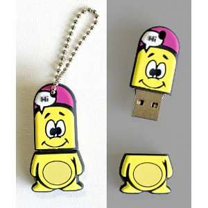 USB Flash Memory Drive(stick/Pen/Thumb) 8 GB Smile