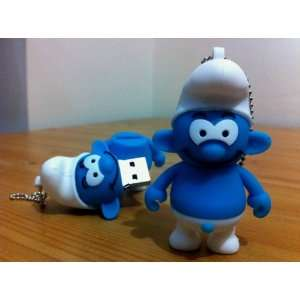 USB Flash Drive from THE SMURFS film Funny Memory Stick Computers